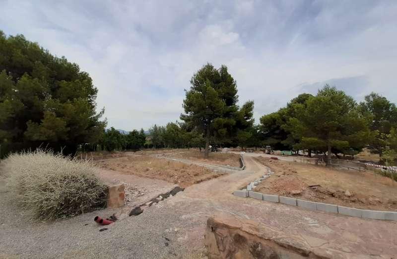 Las obras estarán terminadas antes de finalizar el año
