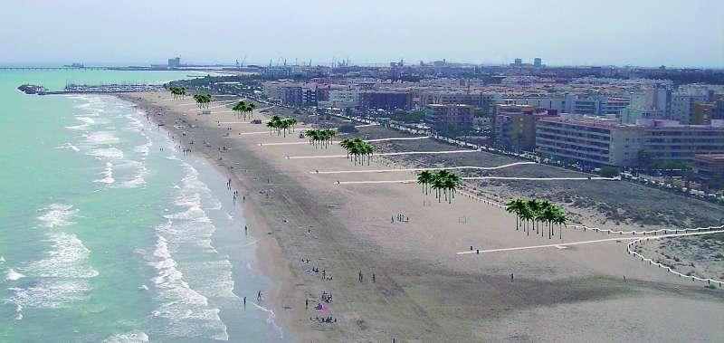 Playas de Canet d