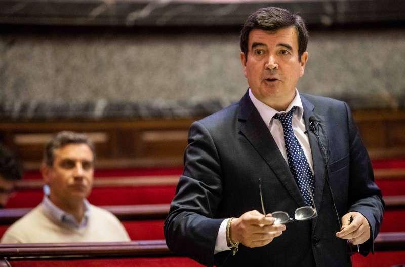 Fernando Giner, de Ciudadanos.