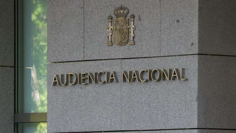 Foto archivo Audiencia Nacional