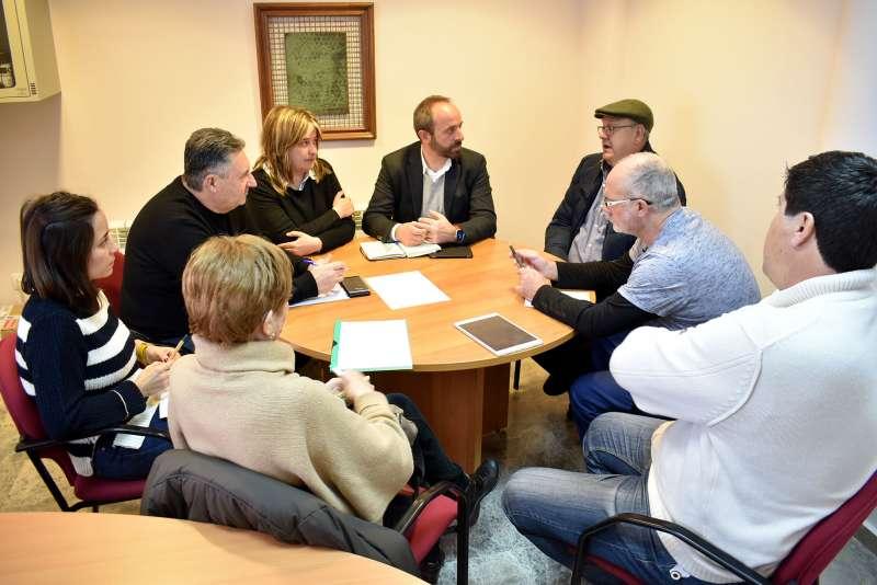 Reunión de alcaldes