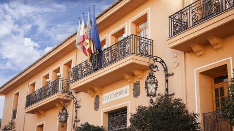 Ayuntamiento de Requena. EPDA