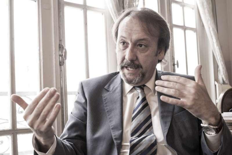 El abogado Jaime Navarro de Valencia. EPDA