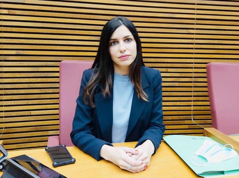 Miriam Turiel, diputada de VOX