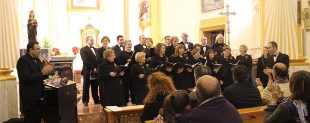 Un momento del concierto. FOTO: EPDA