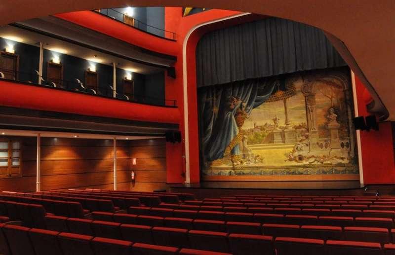 Teatro Serrano de Segorbe