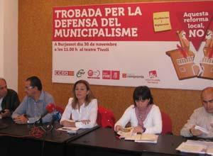 La secretaria de Coordinación de las Diputaciones del PSPV-PSOE. Foto: PSPV-PSOE