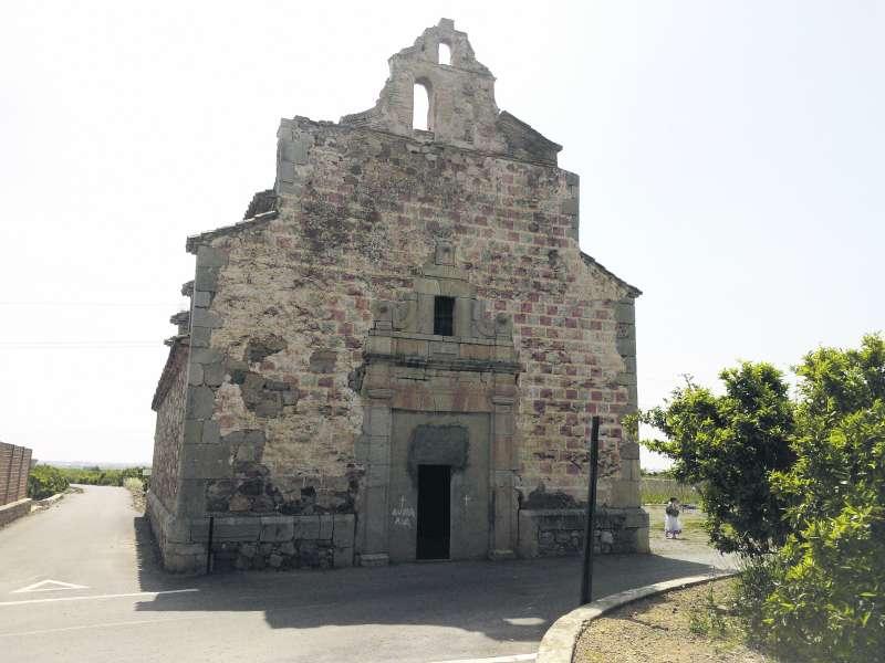 Imagen de la Iglesia de Benicalaf. EPDA