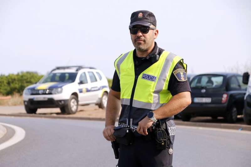 Policía. EPDA