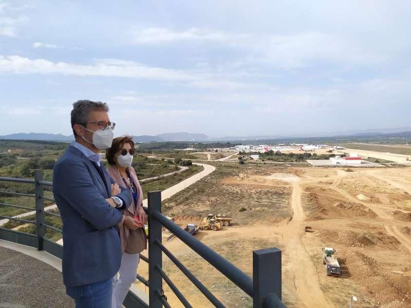 El aeropuerto de Castellón impulsa inversiones por casi 600.0000 euros