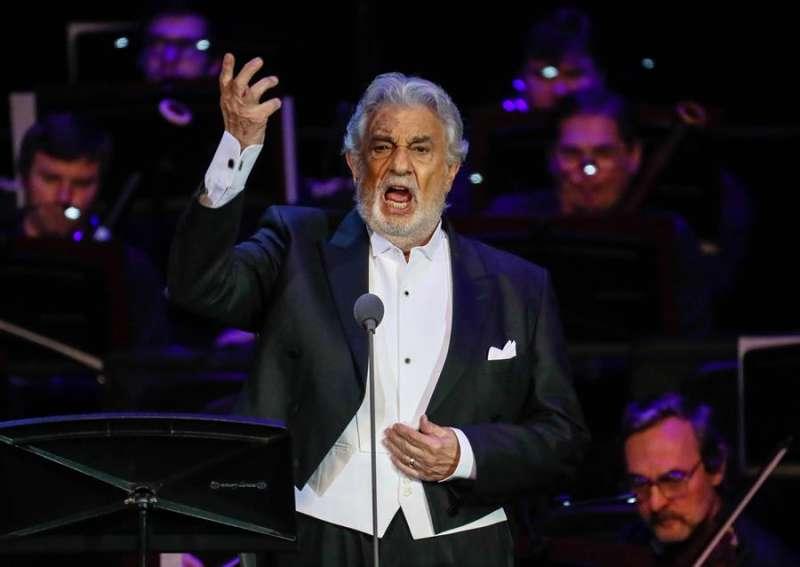 El tenor español Plácido Domingo en una imagen reciente. EFE/EPA/YURI KOCHETKOV