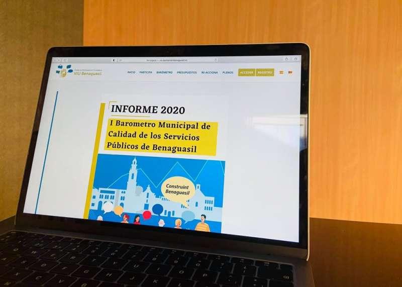 Informe del I Barómetro Municipal. / EPDA