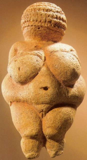 Venus prehistórica. FOTO: DIVAL