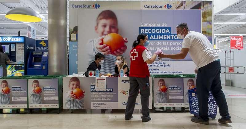Cruz Roja. EPDA.