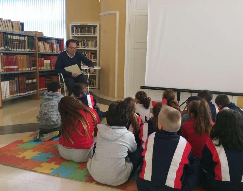 Cursos de animación lectora en Alfafar. EPDA