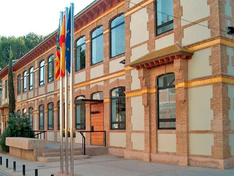 Proyecto del Ayuntamiento Massanassa. -EPDA