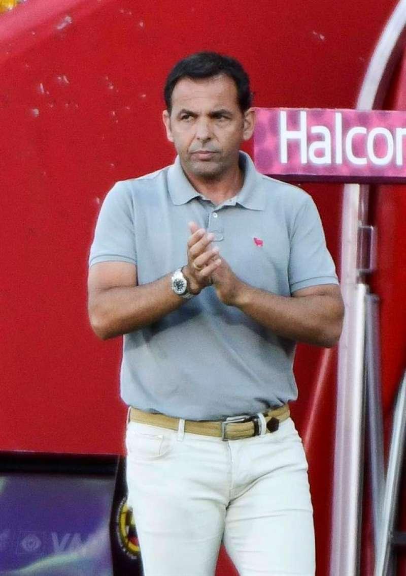 El entrenador del Villarreal, Javier Calleja. EFE/ Archivo