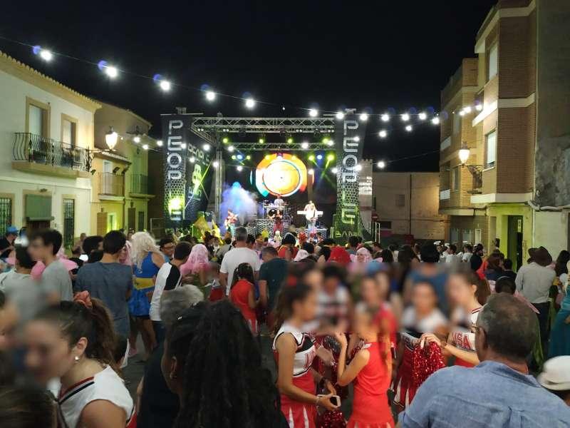 Festes de Benissanó. Arxiu
