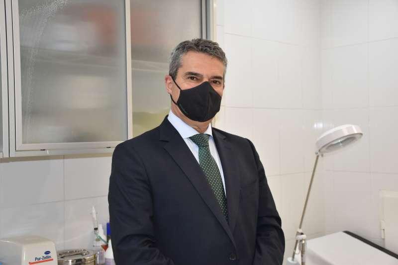 Joaquín Antoni, Director Regional de los Servicios Médicos de El Corte Inglés.