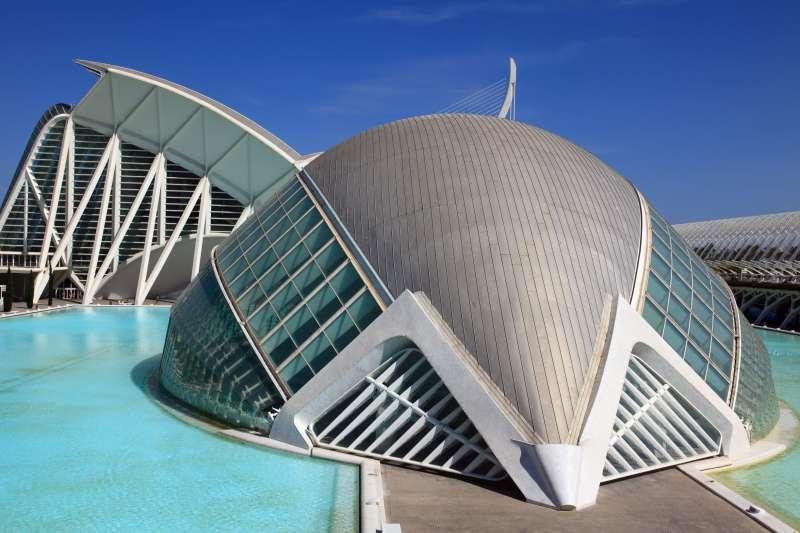 La Ciutat de les Arts reabre sus puertas el día 1 de junio.