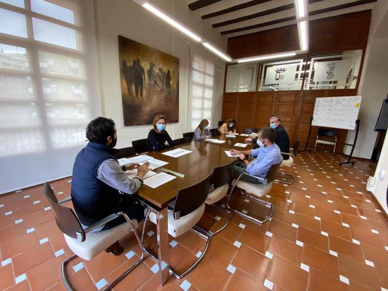 Comité de Seguimiento de la Covid-19 en Paterna. EPDA