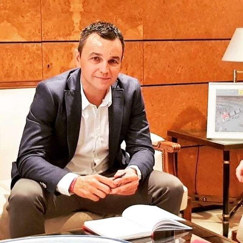 Toni Quintana, secretario general del PSPV-PSOE en la comarca y ex Diputado Nacional
