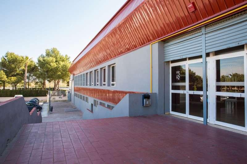 Pabellón municipal