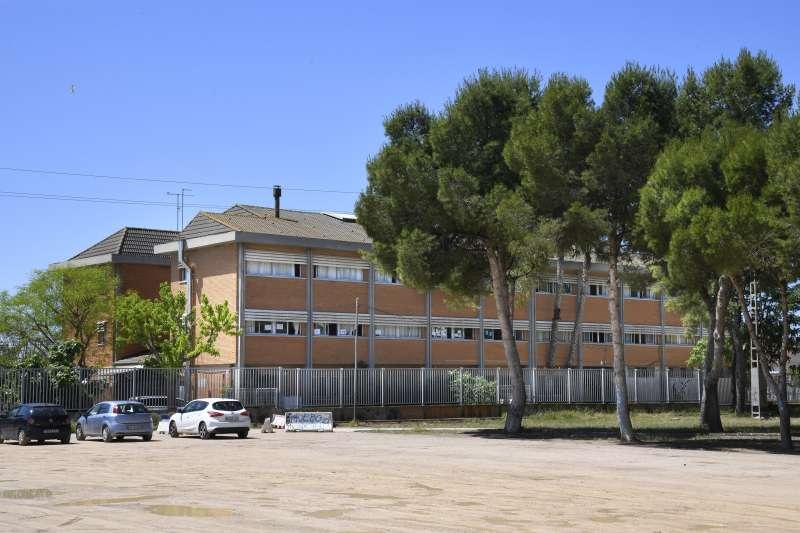 Centro educativo de la localidad de Paiporta.