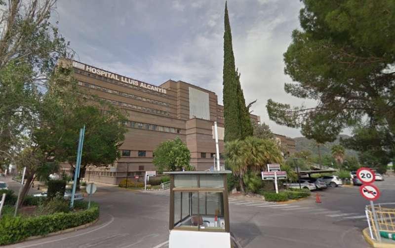 Hospital Lluís Alcanyís. EPDA.