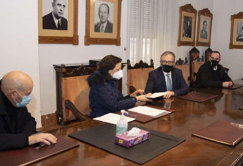 Acuerdo Diputación - Tragsa