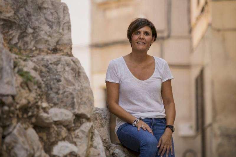 María Ángeles Pallarés, alcaldesa de Canet lo Roig