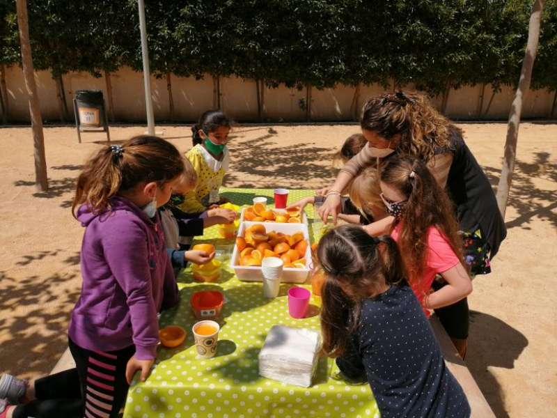 Jornada de la fruta/EPDA