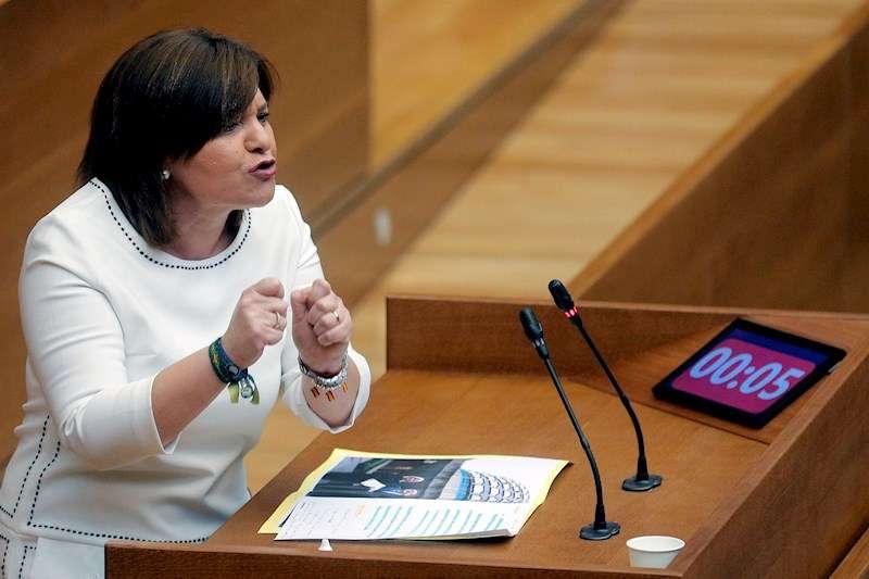 La portavoz del PPCV, Isabel Bonig. EFE