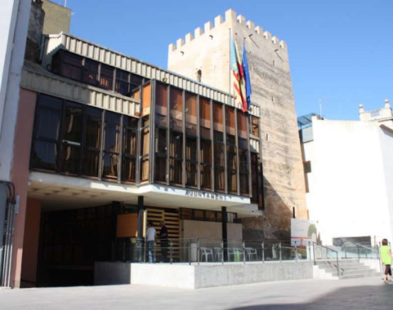 Ajuntament de Benifaió