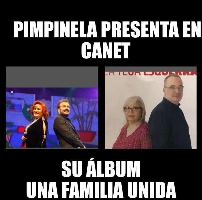 EU, a lo Pimpinela.