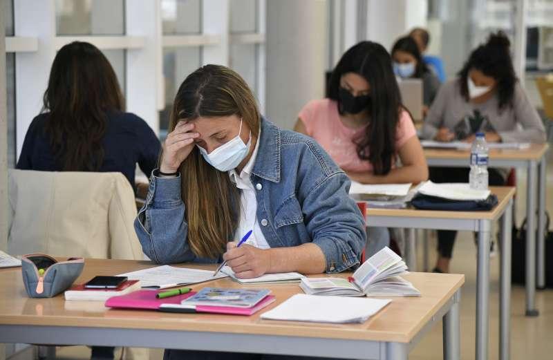 Estudiants a Paiporta. EPDA