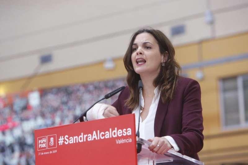 Sandra Gómez./PDA