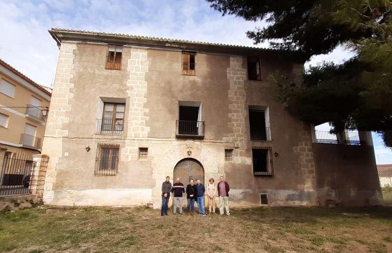 La Casa Grande ya es propiedad municipal