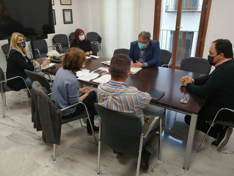 Reunión de urgencia/EPDA