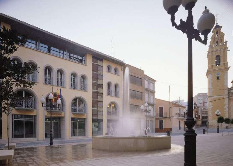 Ayuntamiento de Benaguasil. EPDA