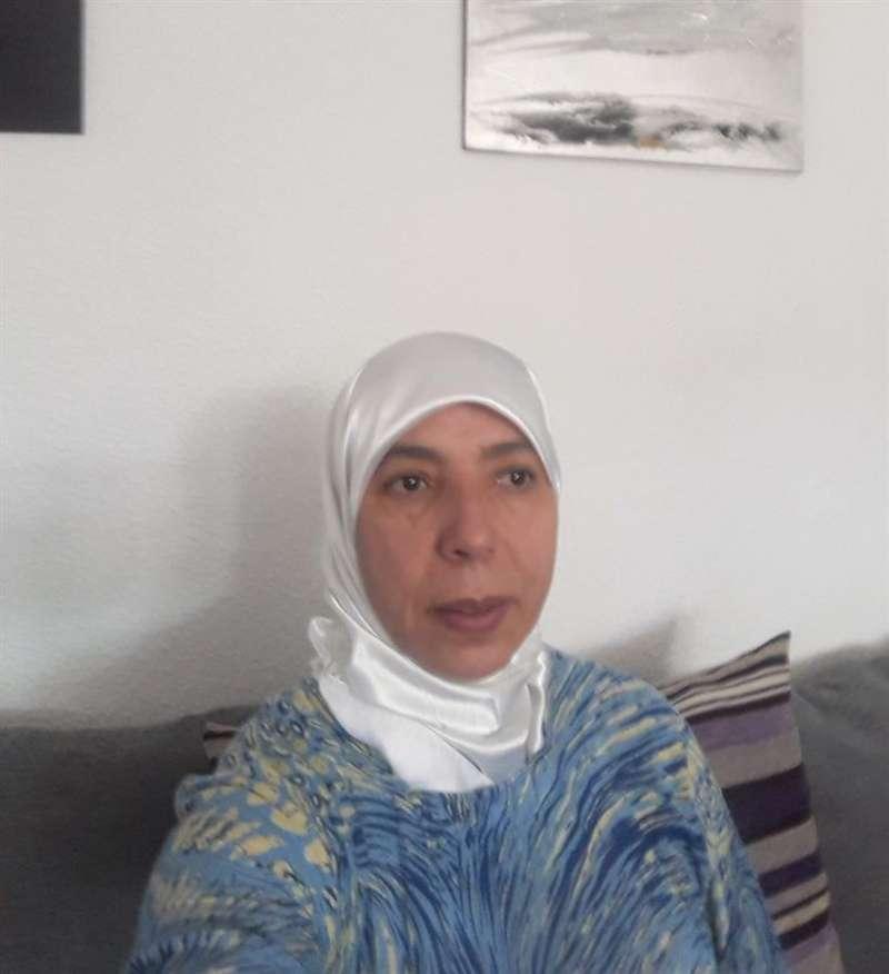 Malika Ouchitachen, empleada del hogar y nacionalidad marroquí, en una imagen facilitada a EFE.