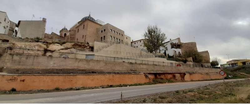 El Ayuntamiento de Requena seguirá realizando inversiones en La Villa