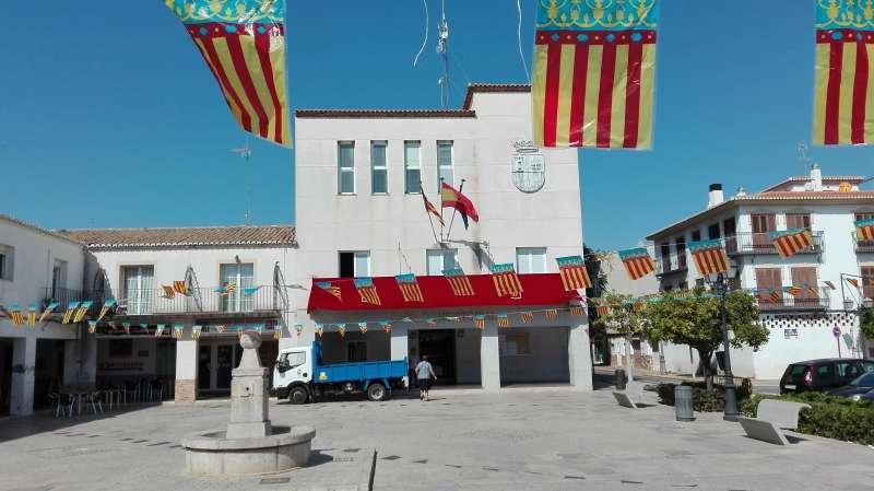 Ayuntamiento San Antonio de Benagéber. EPDA