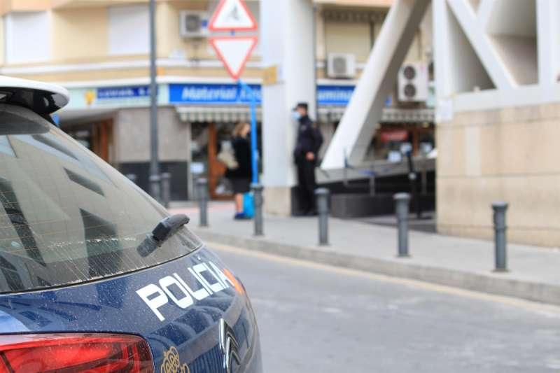 Imagen de archivo de un coche policial. EFE/Policía Nacional