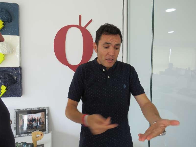 Pere Antoni, alcalde de Canet. EPDA