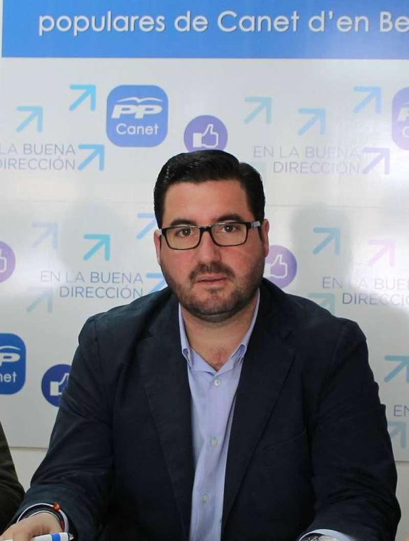 Leandro Benito.