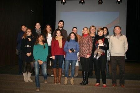Finalistas y ganadores del concurso de fotografía en Foios, EPDA