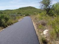 Caminos rural de la Parra de Tous. Foto: EPDA