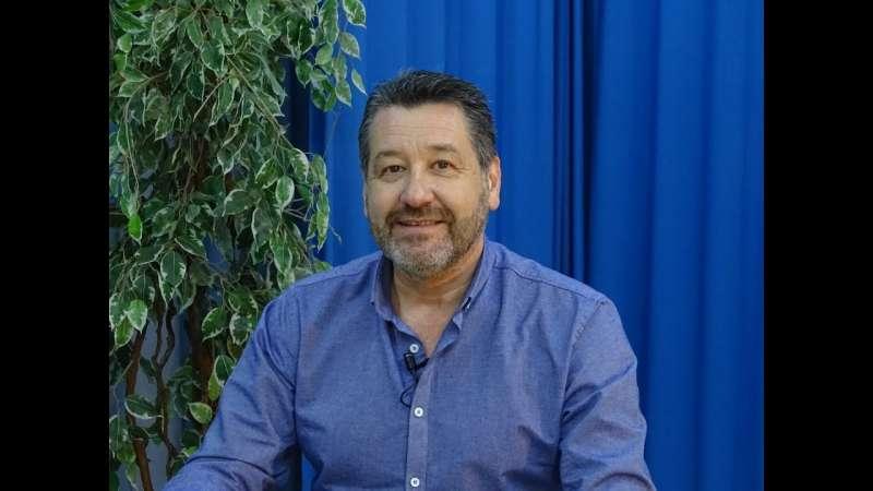 Antonio Cases, diputado del PP