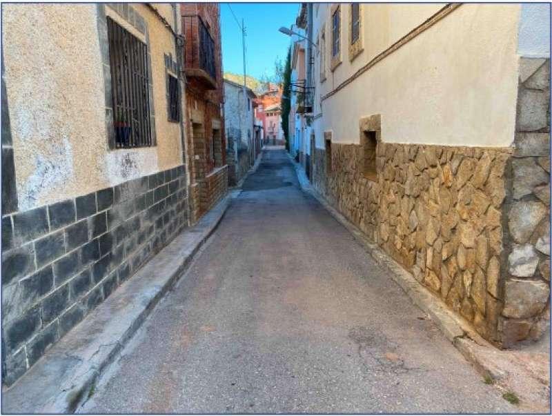 Calle Jaime I. EPDA.